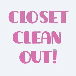 Jackets & Blazers - CLOSET CLEAROUT SALE - EVERYTHING MUST GO